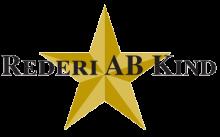 Rederi AB Kind Logotyp